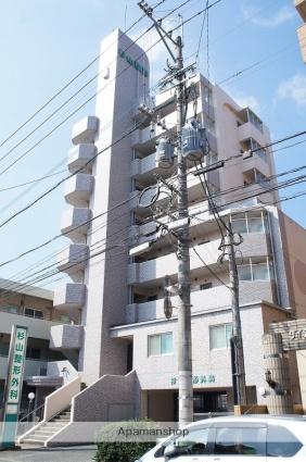 福岡県大野城市、大野城駅徒歩9分の築23年 8階建の賃貸マンション