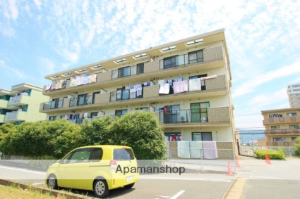 福岡県筑紫野市、原田駅徒歩28分の築21年 4階建の賃貸マンション