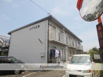 福岡県小郡市、西鉄小郡駅徒歩11分の築29年 2階建の賃貸アパート