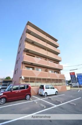 福岡県筑紫野市、二日市駅徒歩8分の築8年 6階建の賃貸マンション