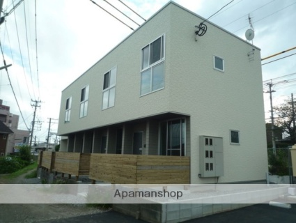 福岡県小郡市、三国が丘駅徒歩18分の築1年 2階建の賃貸アパート