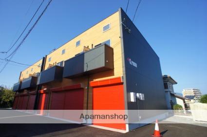 福岡県筑紫野市、原田駅徒歩22分の新築 2階建の賃貸アパート