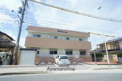 福岡県筑紫野市、天拝山駅徒歩14分の築1年 2階建の賃貸アパート