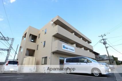 福岡県小郡市、大保駅徒歩10分の新築 3階建の賃貸アパート