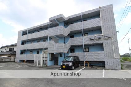 福岡県朝倉市、甘木駅徒歩18分の築19年 3階建の賃貸マンション