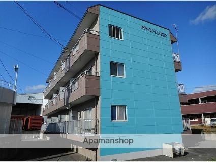 佐賀県鳥栖市、肥前旭駅徒歩26分の築28年 3階建の賃貸アパート