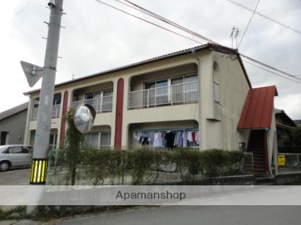 福岡県朝倉郡筑前町、山隈駅徒歩46分の築34年 2階建の賃貸アパート