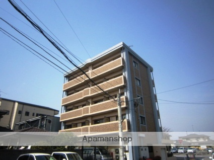 福岡県筑紫野市、原田駅徒歩2分の築18年 5階建の賃貸マンション