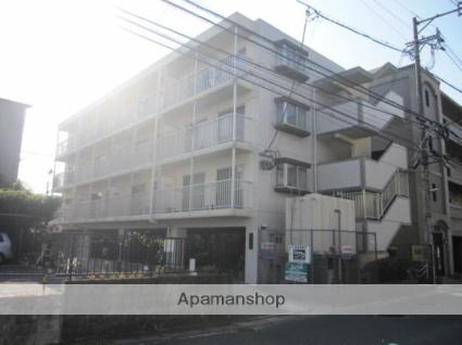 福岡県大野城市、大野城駅徒歩4分の築25年 4階建の賃貸マンション