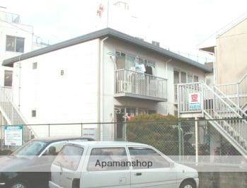 福岡県小郡市、西鉄小郡駅徒歩4分の築29年 2階建の賃貸アパート