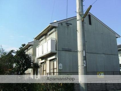 福岡県小郡市、西鉄小郡駅徒歩17分の築27年 2階建の賃貸アパート