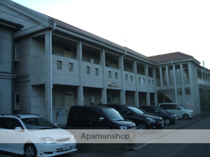 福岡県筑紫野市、二日市駅徒歩13分の築28年 2階建の賃貸アパート