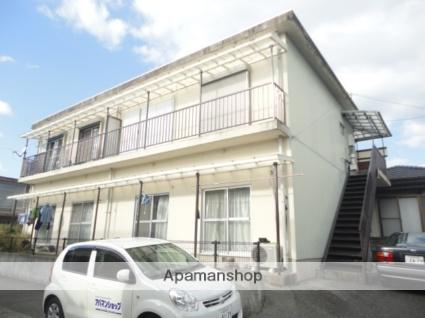 福岡県朝倉市、甘木駅徒歩14分の築34年 2階建の賃貸アパート