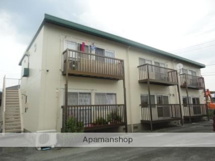 佐賀県鳥栖市、新鳥栖駅徒歩20分の築32年 2階建の賃貸アパート