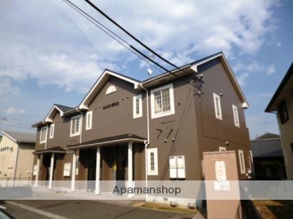 福岡県筑紫野市、原田駅徒歩8分の築18年 2階建の賃貸アパート