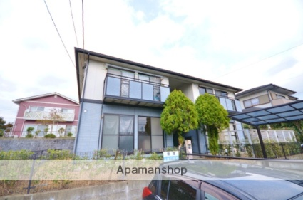 福岡県筑紫野市、原田駅徒歩18分の築19年 2階建の賃貸アパート