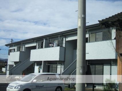 福岡県朝倉郡筑前町、高田駅徒歩25分の築24年 2階建の賃貸アパート