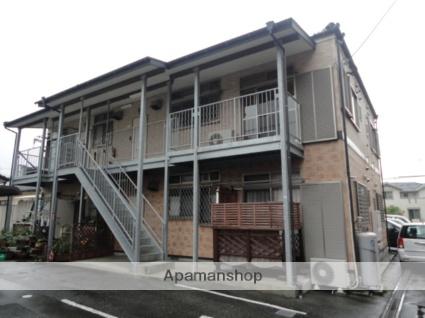 福岡県小郡市、三沢駅徒歩21分の築11年 2階建の賃貸アパート