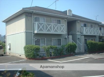 佐賀県鳥栖市、新鳥栖駅徒歩29分の築26年 2階建の賃貸アパート