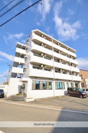 福岡県筑紫野市、原田駅徒歩30分の築19年 5階建の賃貸マンション