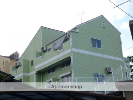福岡県筑紫野市、二日市駅徒歩20分の築26年 2階建の賃貸アパート