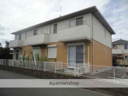 福岡県三井郡大刀洗町、松崎駅徒歩22分の築10年 2階建の賃貸アパート