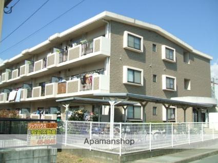 福岡県久留米市、善導寺駅徒歩10分の築20年 3階建の賃貸マンション