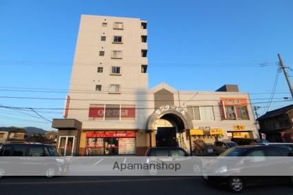 福岡県朝倉市、馬田駅徒歩30分の築22年 7階建の賃貸マンション