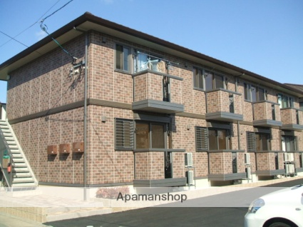 福岡県久留米市、荒木駅徒歩19分の築9年 2階建の賃貸アパート