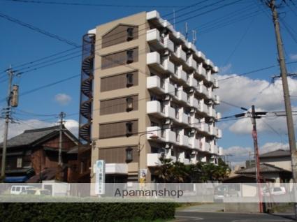 福岡県朝倉市、甘木駅徒歩8分の築28年 7階建の賃貸マンション