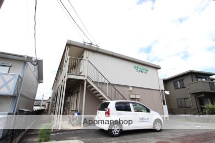 福岡県小郡市、西鉄小郡駅徒歩16分の築26年 2階建の賃貸アパート
