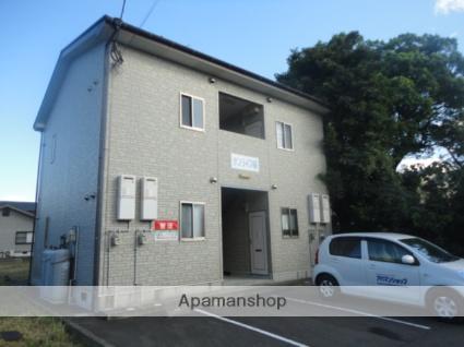福岡県朝倉市、甘木駅徒歩16分の築11年 2階建の賃貸アパート