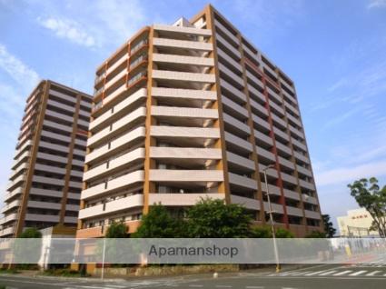 佐賀県鳥栖市、弥生が丘駅徒歩3分の築14年 15階建の賃貸マンション