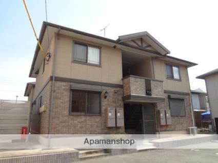 福岡県久留米市、荒木駅徒歩25分の築10年 2階建の賃貸アパート