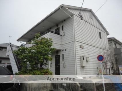 福岡県小郡市、津古駅徒歩22分の築18年 2階建の賃貸アパート