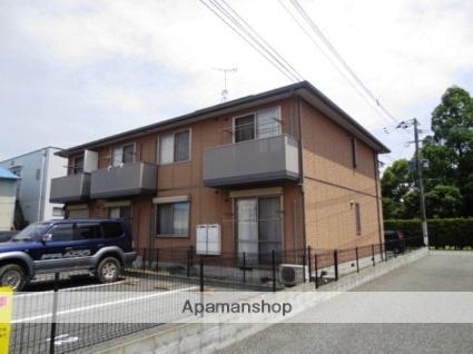 福岡県三井郡大刀洗町、松崎駅徒歩17分の築11年 2階建の賃貸アパート