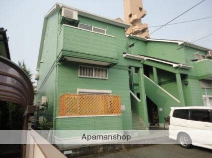 福岡県筑紫野市、桜台駅徒歩28分の築25年 2階建の賃貸アパート