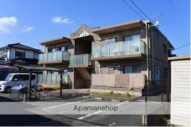 佐賀県三養基郡基山町、基山駅徒歩15分の築10年 2階建の賃貸マンション