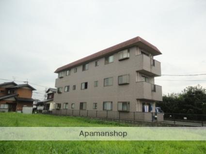福岡県小郡市、大保駅徒歩8分の築21年 3階建の賃貸マンション