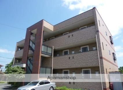 佐賀県三養基郡上峰町、中原駅徒歩26分の築16年 3階建の賃貸アパート