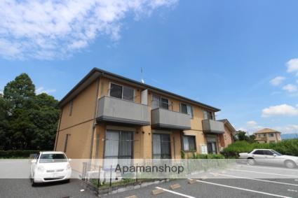 福岡県三井郡大刀洗町、松崎駅徒歩16分の築11年 2階建の賃貸アパート