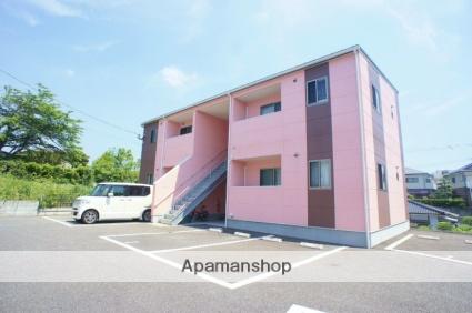 福岡県筑紫野市、天拝山駅徒歩15分の築4年 2階建の賃貸アパート