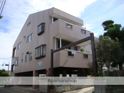 福岡県久留米市、古賀茶屋駅徒歩21分の築24年 3階建の賃貸アパート