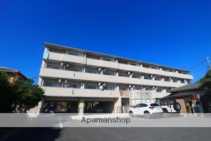 福岡県小郡市、三沢駅徒歩14分の築20年 4階建の賃貸マンション