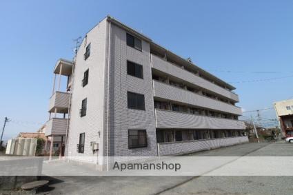 福岡県三井郡大刀洗町、今隈駅徒歩12分の築25年 4階建の賃貸アパート