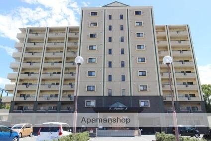 佐賀県鳥栖市、田代駅徒歩14分の築13年 10階建の賃貸マンション