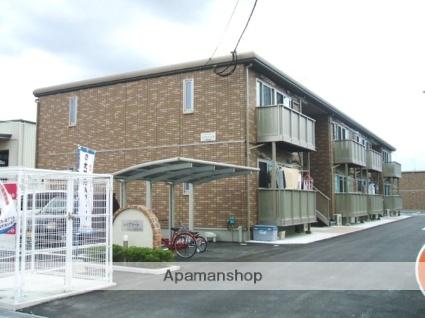 福岡県三井郡大刀洗町、西太刀洗駅徒歩19分の築9年 2階建の賃貸アパート