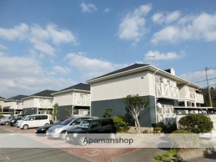 佐賀県鳥栖市、田代駅徒歩11分の築28年 2階建の賃貸アパート