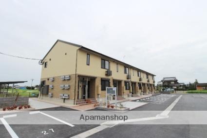 福岡県朝倉市、上浦駅徒歩25分の築2年 2階建の賃貸アパート