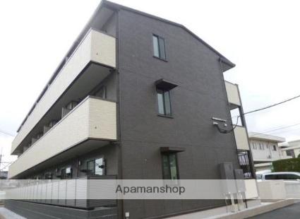 福岡県久留米市、宮の陣駅徒歩12分の新築 3階建の賃貸アパート